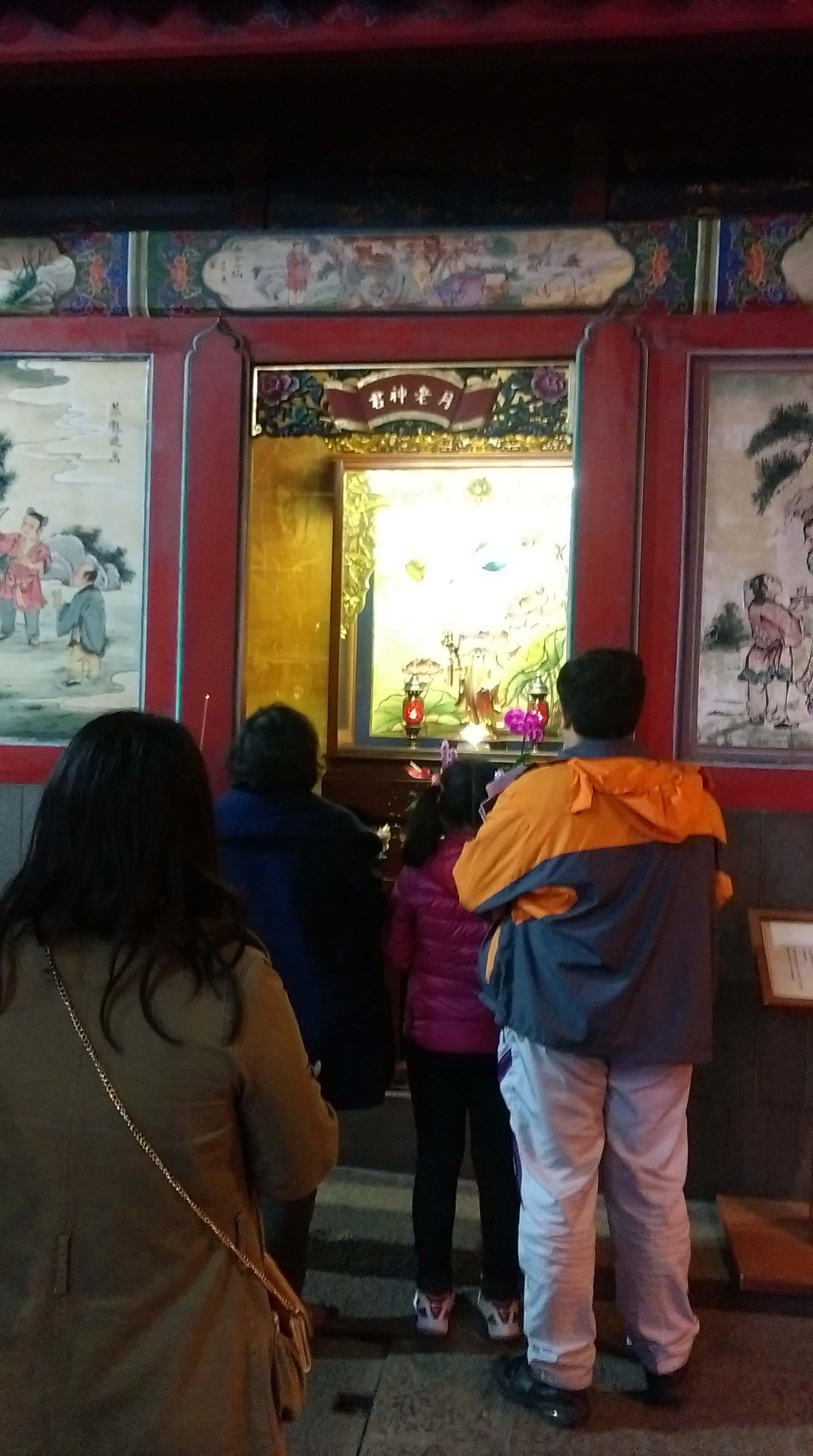 160116-龍山寺-月老1