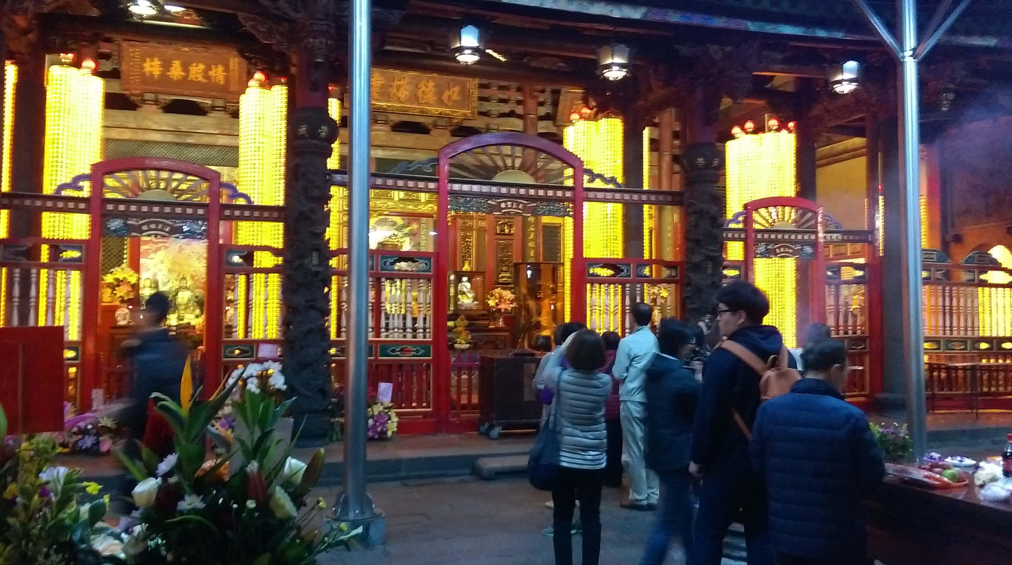 160116-龍山寺-求神3