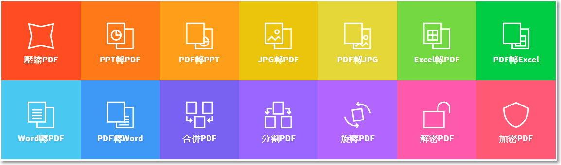 [轉檔]線上PDF互轉Word檔 - 第3张  | 優雅筆寄