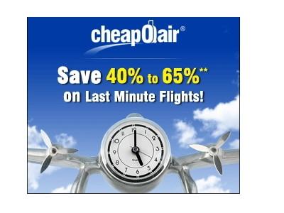 【機票】CheapOAir 便宜機票-超過450航空公司